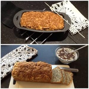 Lækkert brød som jeg sagtens synes kan hamle op med alm brød