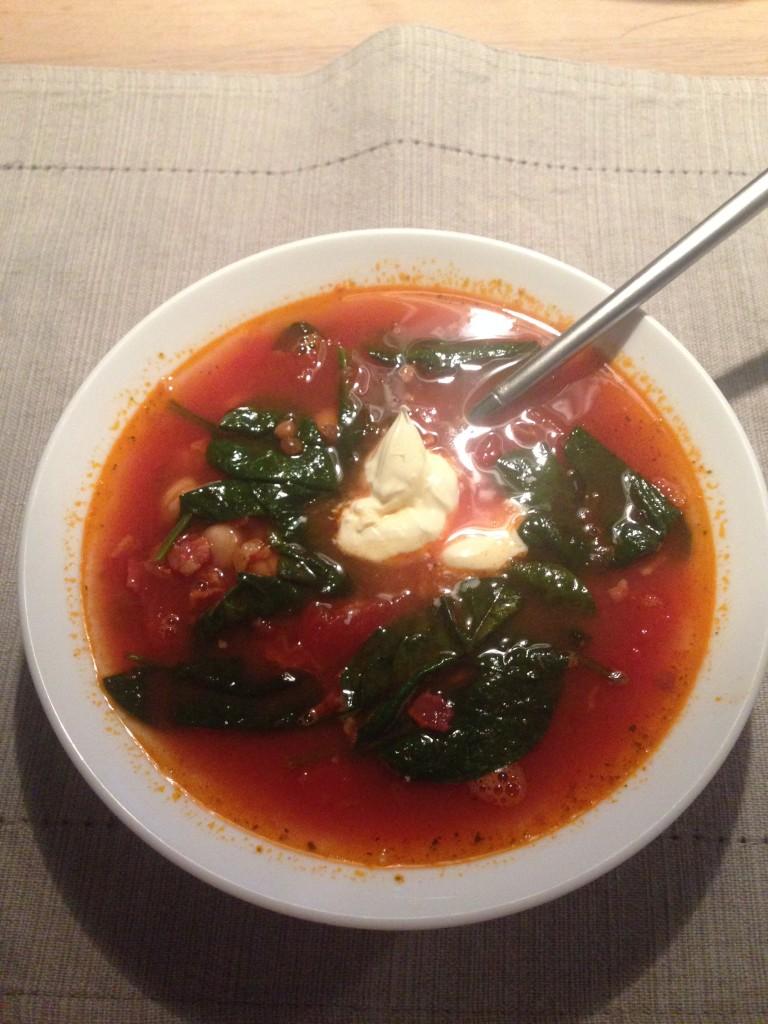 Chorizosuppe