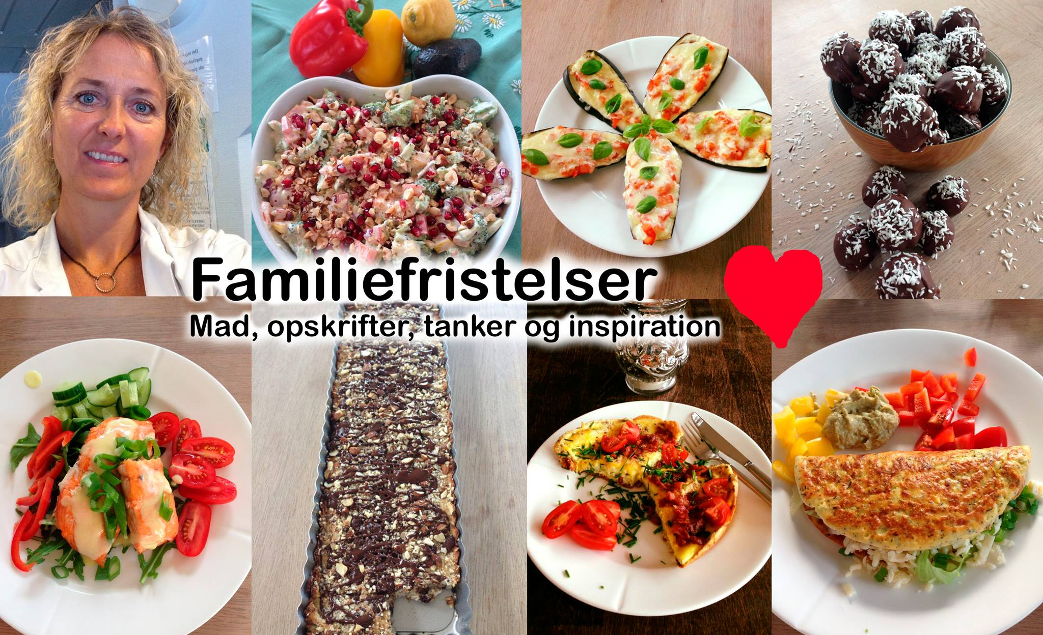 What´s for dinner ? - Familie fristelser
