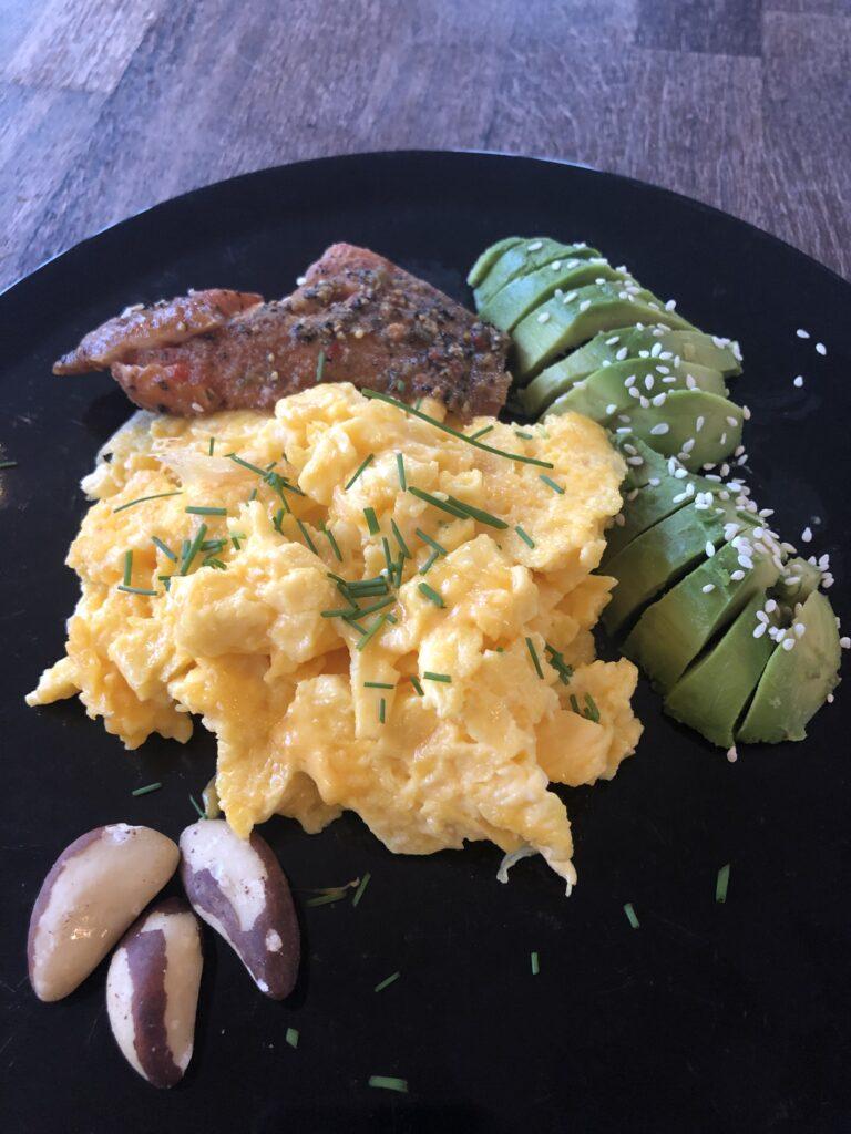 Lindas solide morgenmåltid